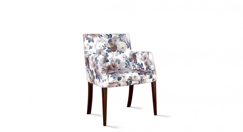 ZHIZHO upholstered armchair