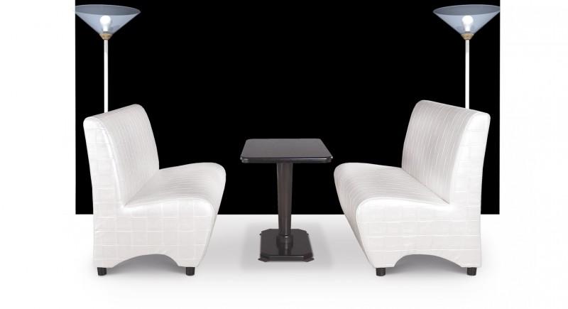 BAR booth seating