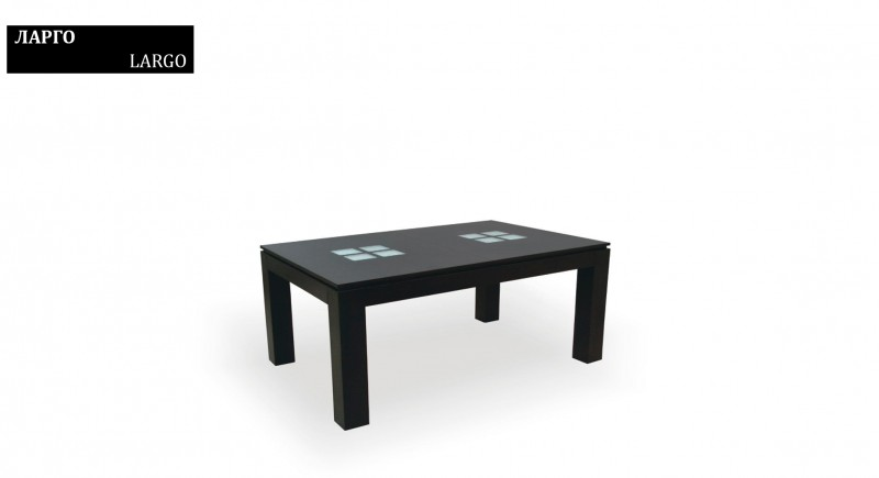 Tea and coffee table LARGO