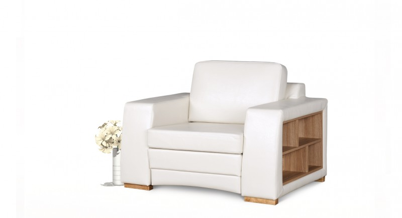 Extendable armchair MIAMI