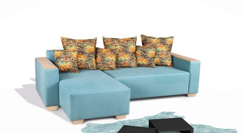 Corner sofa LEONARDO- M1