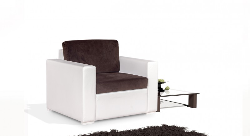 Extendable armchair ELEGANCE