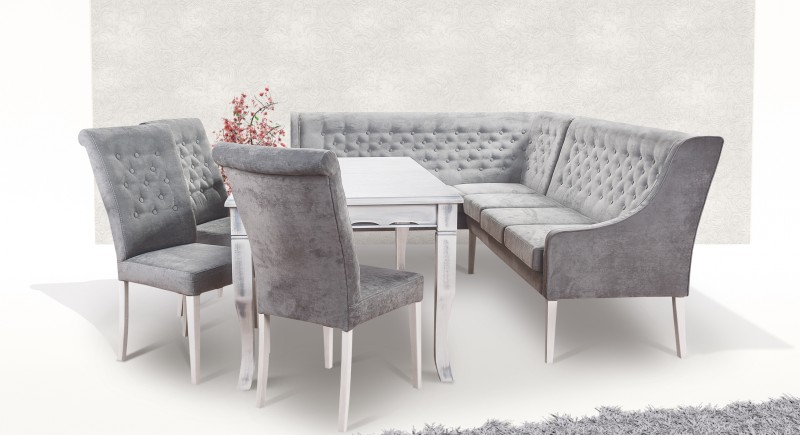 Corner sofa CARMEN