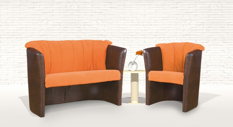 Loveseat and uphollstered chairs NETHERLAND