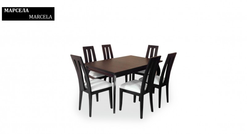 Dining set MARCELA