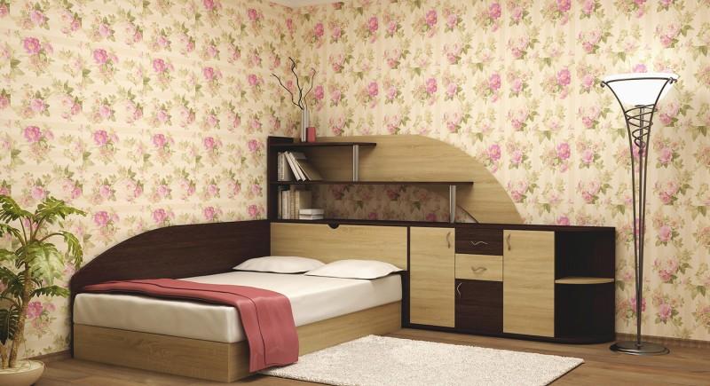 спальный гарнитур ОЛИМПИЯ