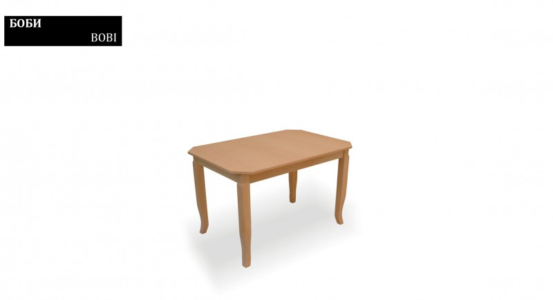 Dining table BOBI