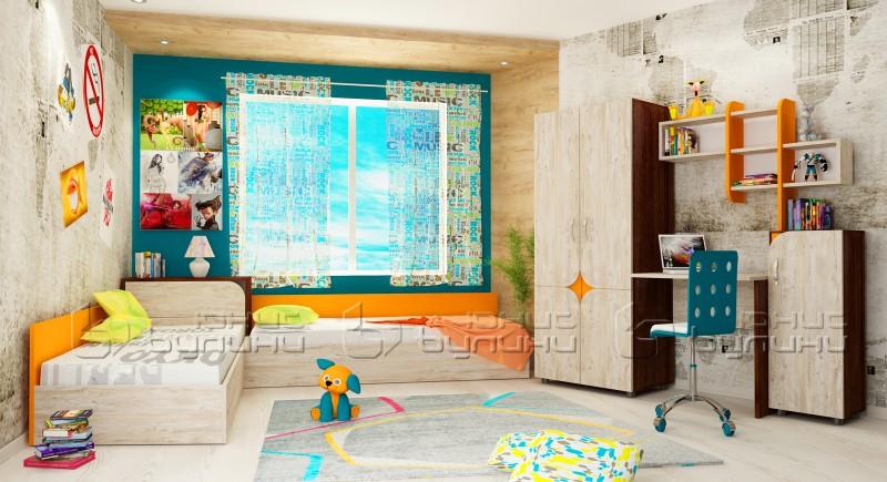 детская мебель АЛЕКС