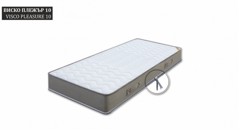mattress VISCO PLEASURE 10