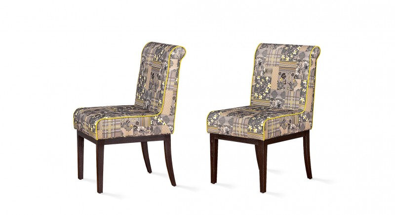 Upholstered chair KENT