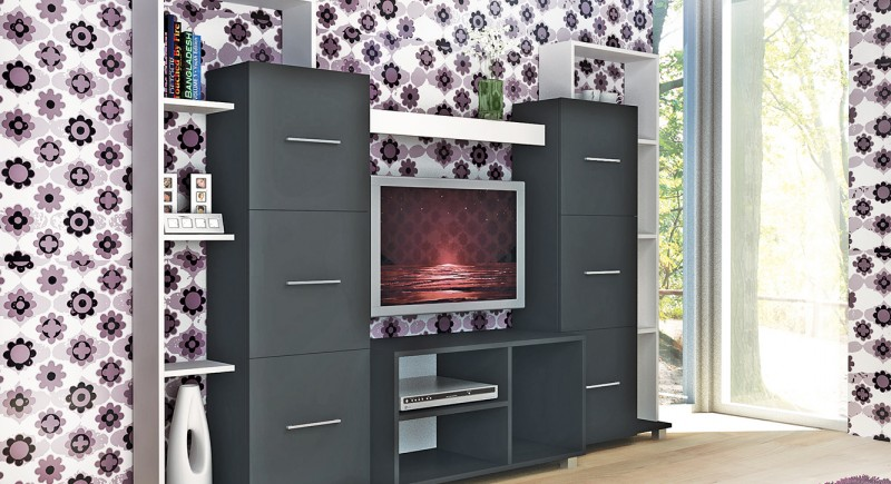 Wall unit GIOVANNA