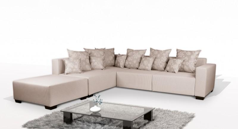 Corner sofa LEONARDO- M5