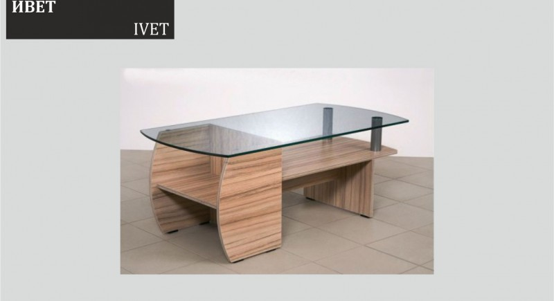 Tea and coffe table IVET