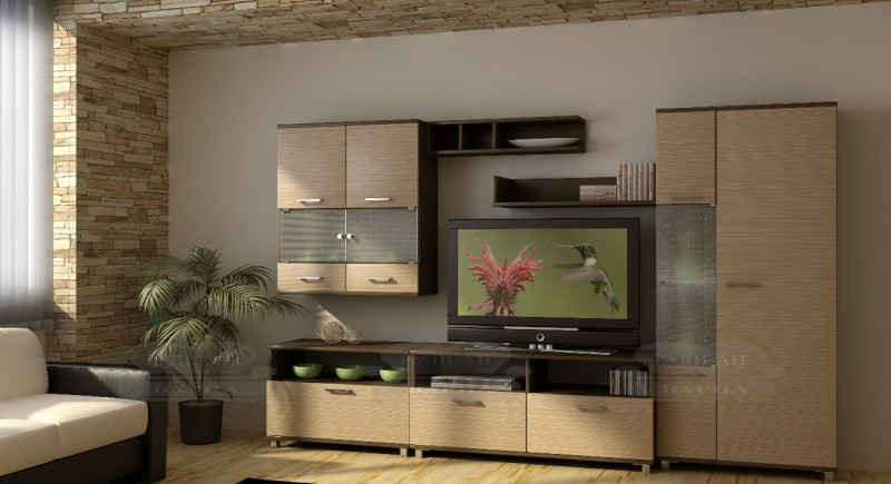 Modular wall unit KOLT-2