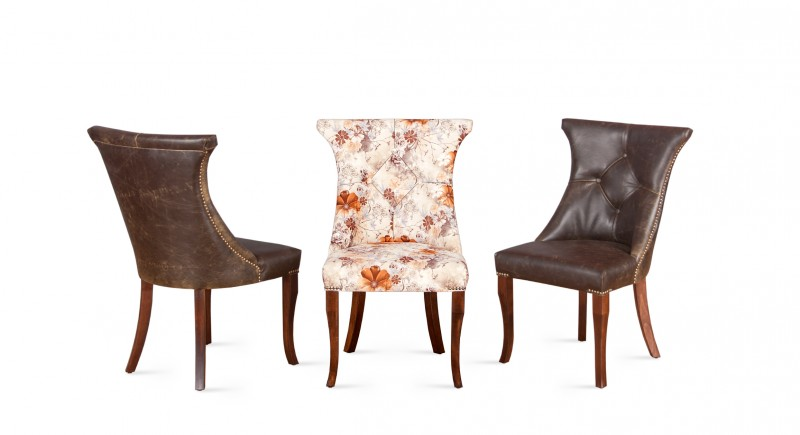 Upholstered chair VIOLA