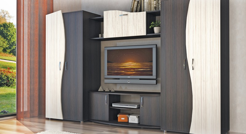 Wall unit GLORIA
