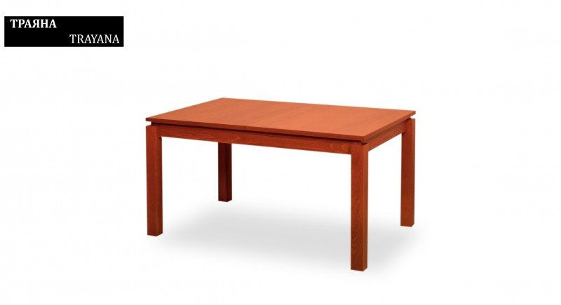 Rectangular dining table TRAYANA