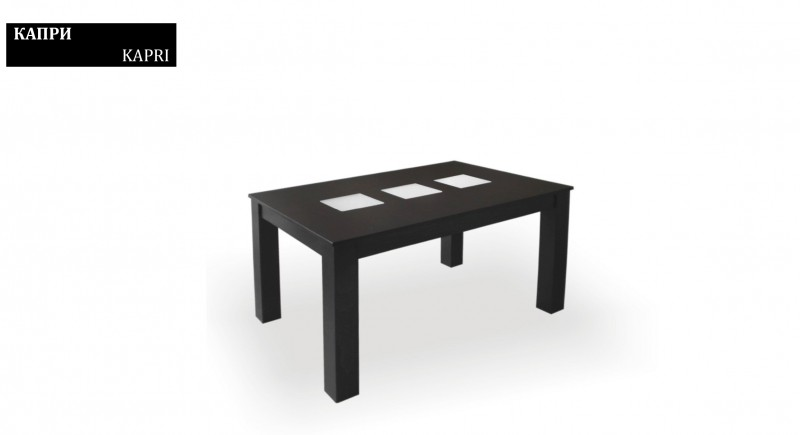 Dining table KAPRI