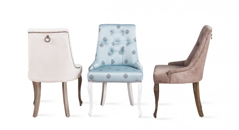 LUX upholstered chair