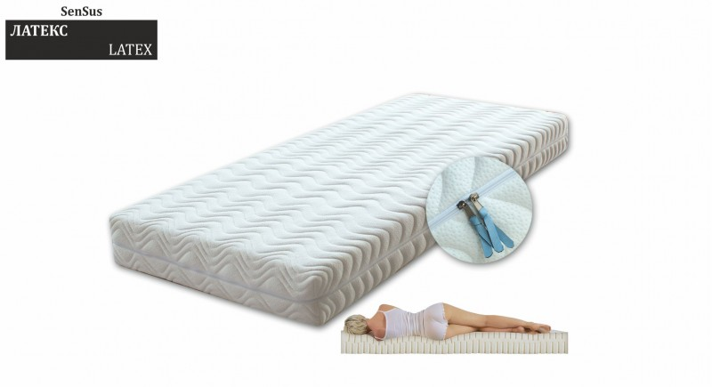 mattress SenSus LATEX