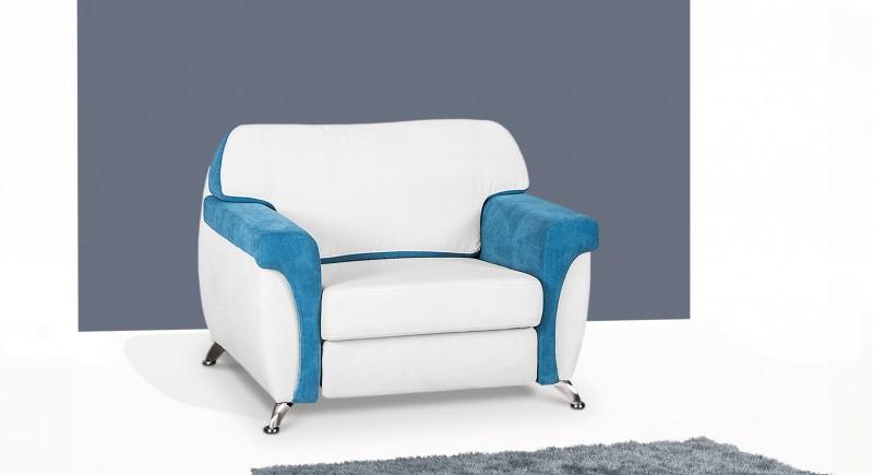 Extendable armchair SEVT