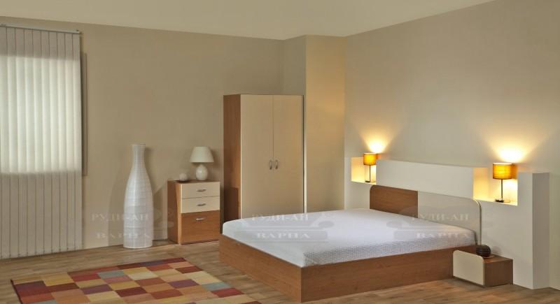 спальный гарнитур МОНА 1 с поддоном