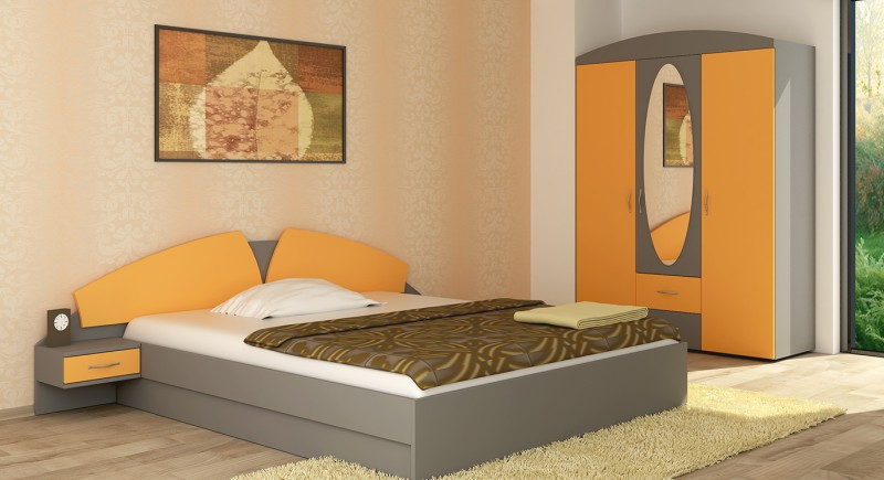 спальный гарнитур АЛПИ