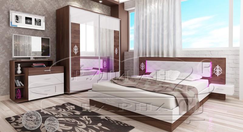 спальный гарнитур РЕГАЛ