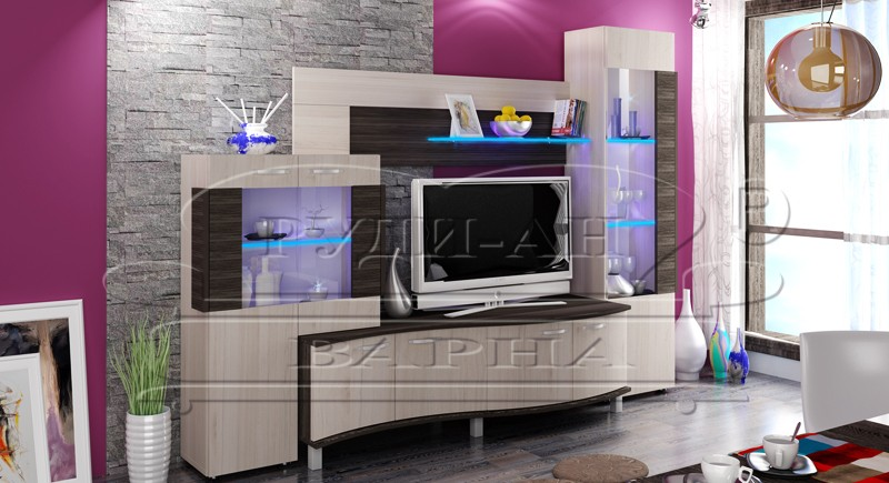 Wall unit PLAY