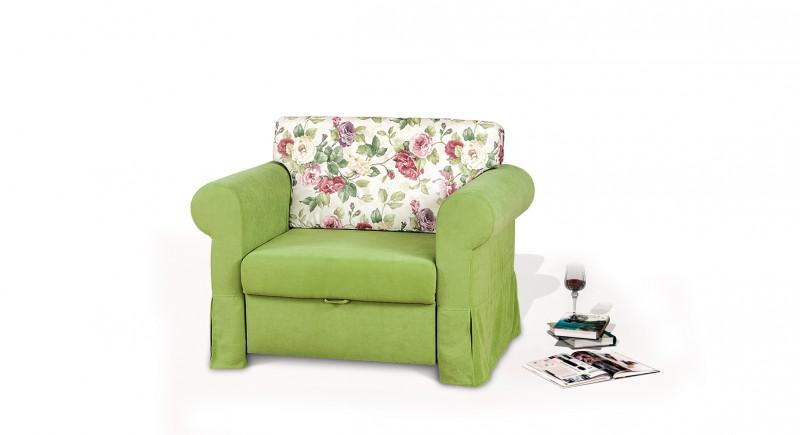 Extendable armchair SOFIA